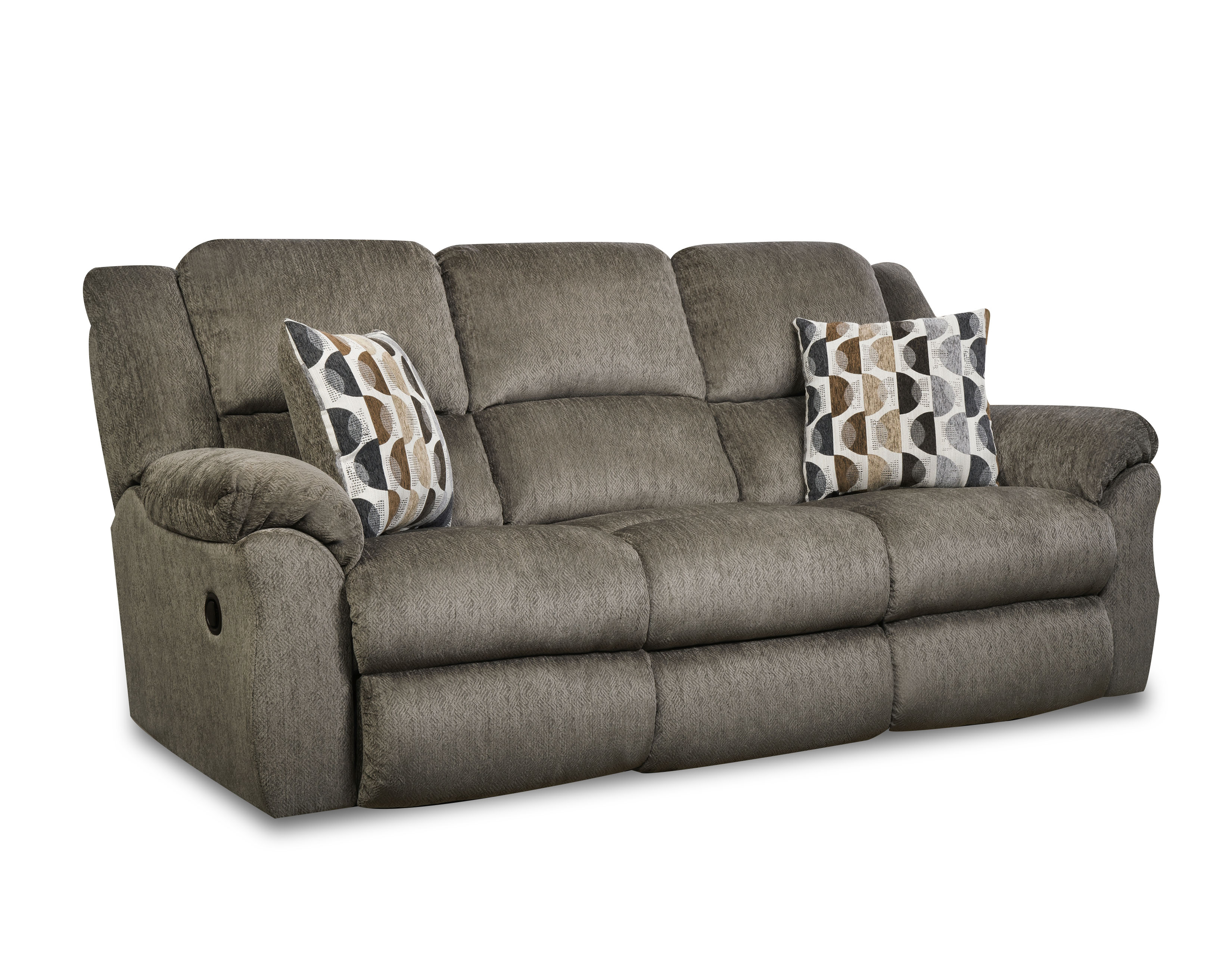 Homestretch Double Reclining Sofa Your Furniture 4 Less